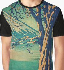 Late Hues at Hinsei Graphic T-Shirt