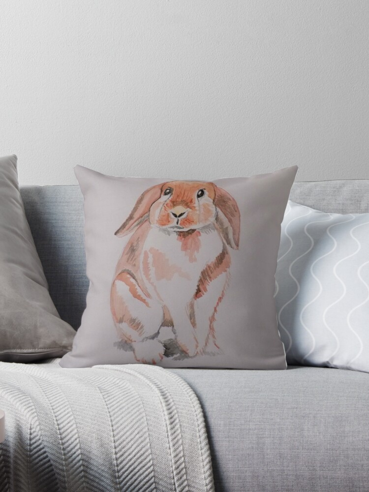 Flopsy Bunny by MelsieArt