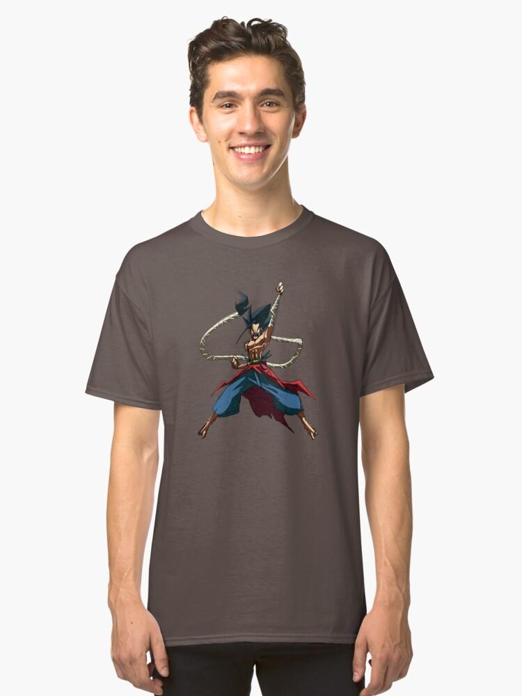 Zey Jin Classic T-Shirt Front
