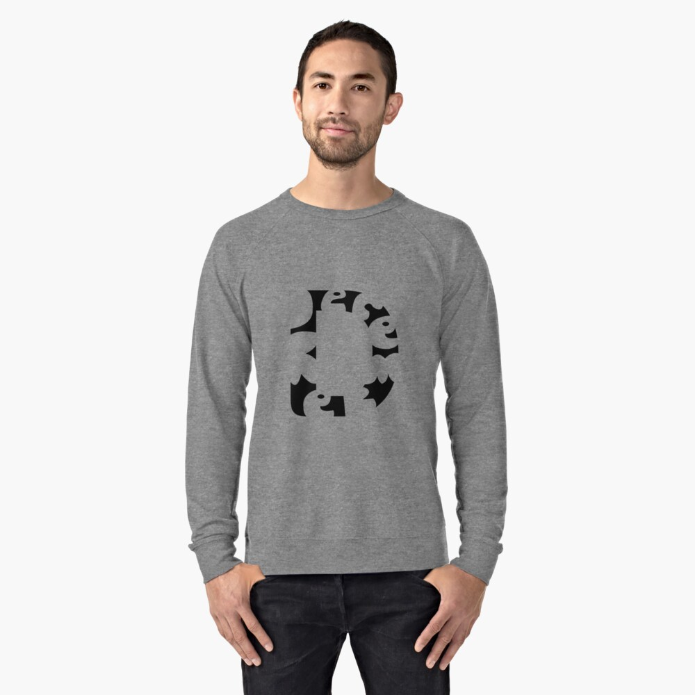 December Lightweight Sweatshirt Front