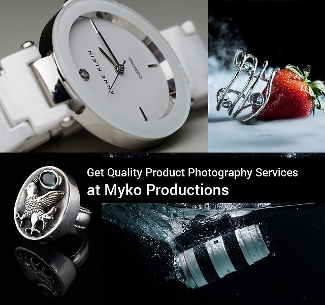 Get Quality Product Photography Services at Myko Productions by Myko Productions