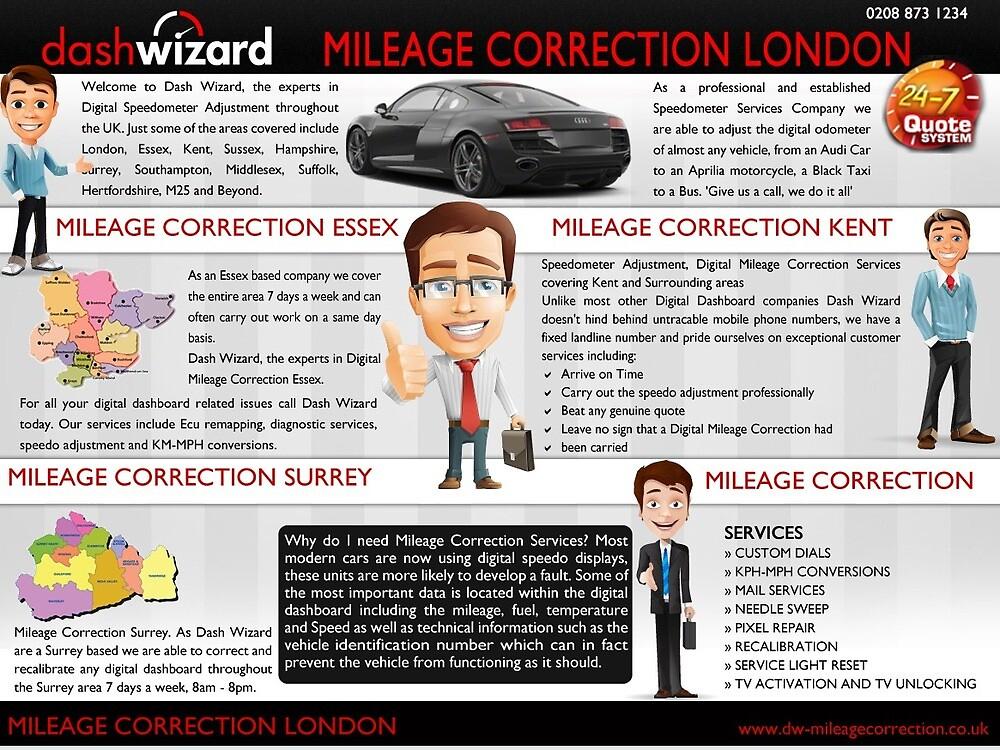 Mileage Correction London by MileageCorrecti