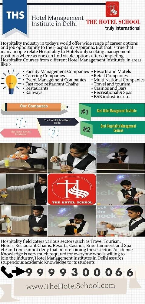 Best Hotel Management Institute in Delhi by The Hotel School