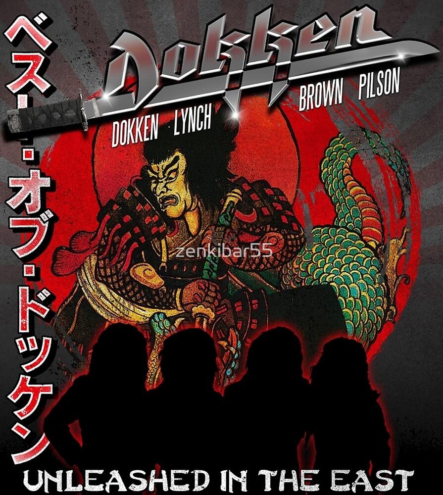 Zengkibar02 DOKKEN Unleashed In The East Tour 2016 by zenkibar55