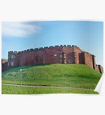 Chester Castle Poster