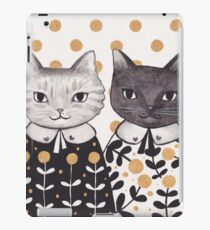 Kittens in Capes iPad Case/Skin