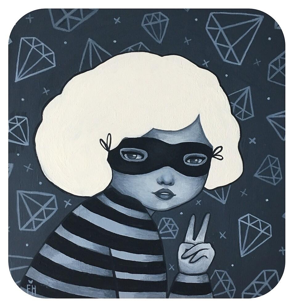 Little Thief by Emma Hampton
