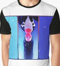 Silk  Graphic T-Shirt