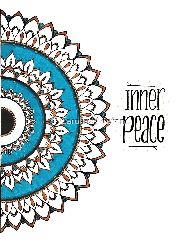 Inner Peace by Carolina Stefani