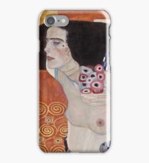Gustav Klimt - Judith Ii Salome 1909  iPhone Case/Skin