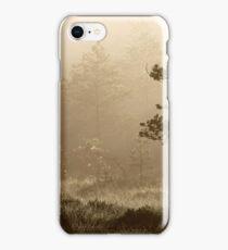 16.8.2014: Pine Tree, Summer Morning II iPhone Case/Skin