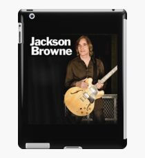 JACKSON BROWNE TOUR DATES iPad Case/Skin