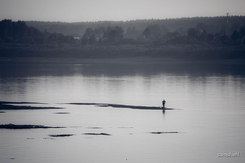 Fisherman by samsheff