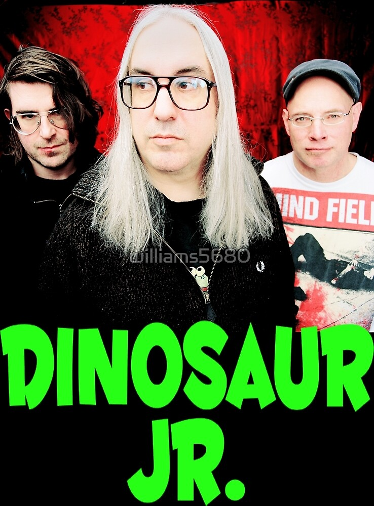 WILLIAMS01 Dinosaur Jr Tour 2016 by williams5680