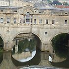 """ Pulteney Bridge Bath"" by Malcolm Chant"