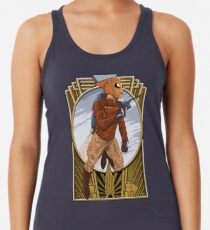 Rocket Man. Women's Tank Top