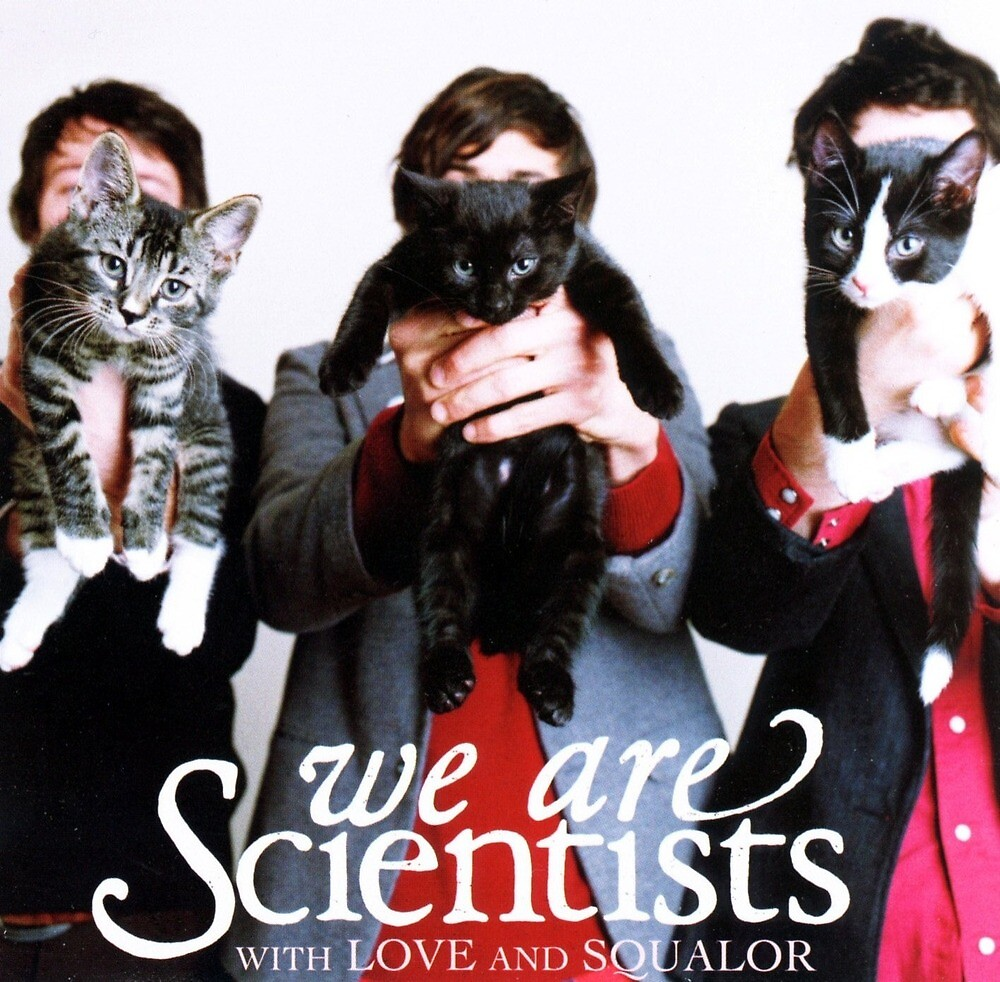 we are scientists with love and squalor  by RobbieYo