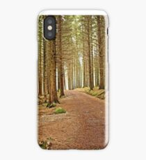 Mourne Mountains Forest iPhone Case