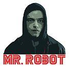 MR.Robot FAN by Sithira Hewaarachchi