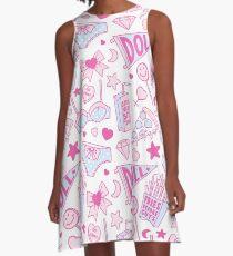 Girl Power A-Line Dress