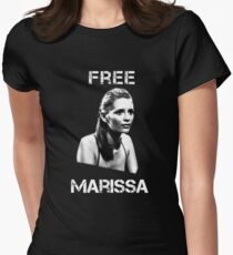 Free Marissa - The OC Women's Fitted T-Shirt