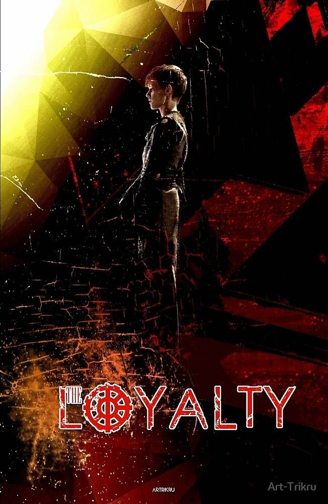the Loyalty 1 by Art-Trikru