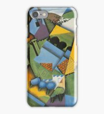 Juan Gris - Landscape With House At Ceret 1913 iPhone Case/Skin