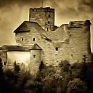 Niedzica Castle, Nowy Targ County, Lesser Poland by Dennis Melling