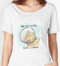 The cone of shame Women's Relaxed Fit T-Shirt