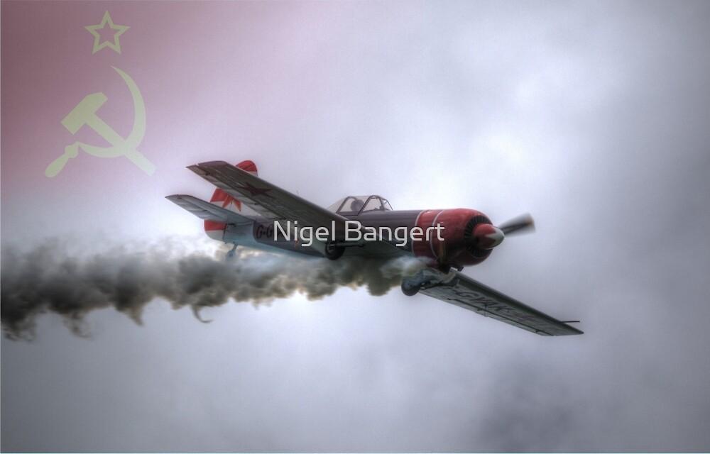G-GYAK Yak 50 by Nigel Bangert