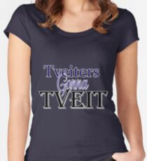 Tveiters Gonna Tveit Women's Fitted Scoop T-Shirt