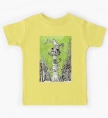 Stack Cats- Kerry Beazley Kids Clothes