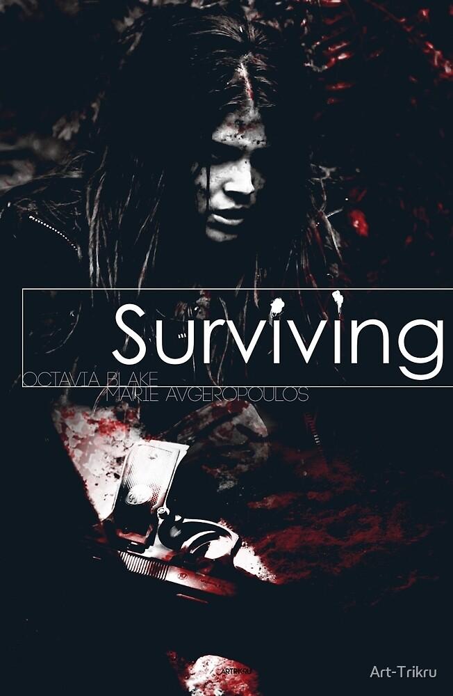 Octavia Surviving by Art-Trikru