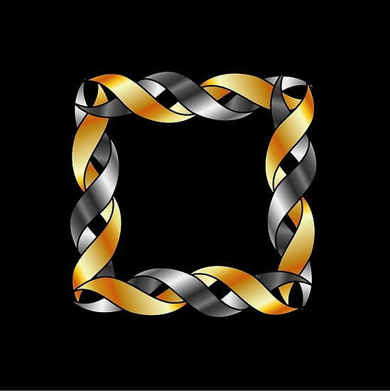 Celtic knot by Shawlin Mohd