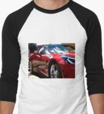 Classic Muscle Car Men's Baseball ¾ T-Shirt