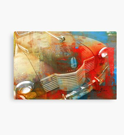 Cad+Paint=This Canvas Print