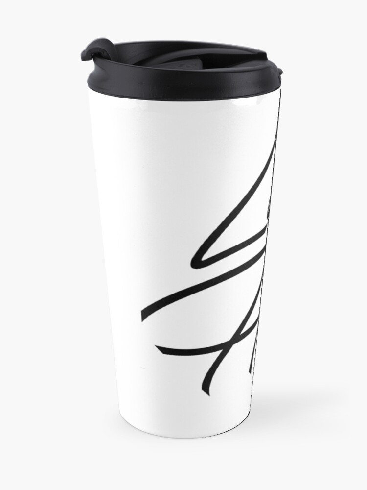 Alternate view of Love Hurt Travel Mug