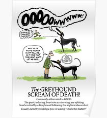 Greyhound Glossary: GSOD Poster