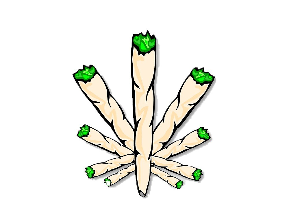 Joint Weed Leaf by ChronicLeaf