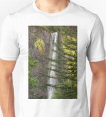 Latourell Falls - 1 ©  Unisex T-Shirt