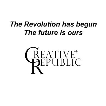 Revolution [A] Black Version by CreativRepublic
