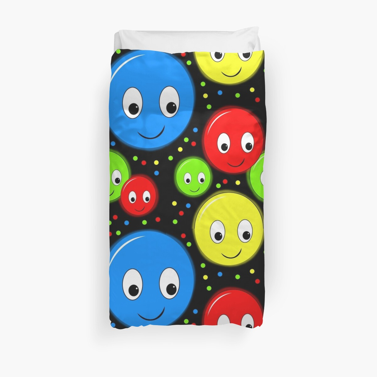 Smiley  faces  pattern by ValentinaHramov