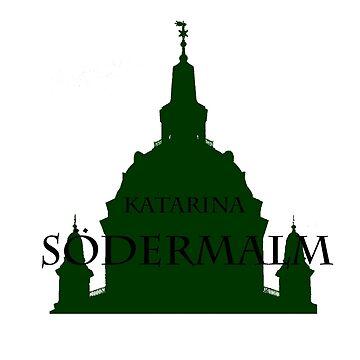 Katarina Södermalm by scott97