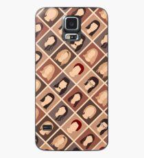Clone Pattern Case/Skin for Samsung Galaxy