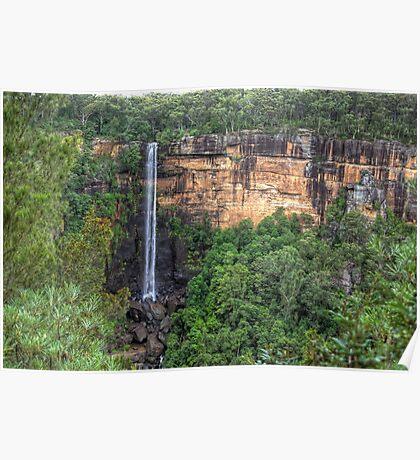 Fitzroy Falls, NSW, Australia Poster
