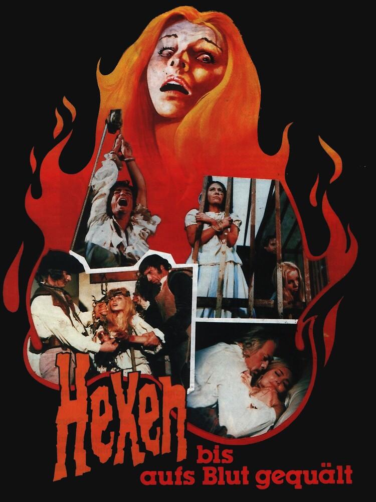 Hexen: mark of the Devil Shirt! by comastar