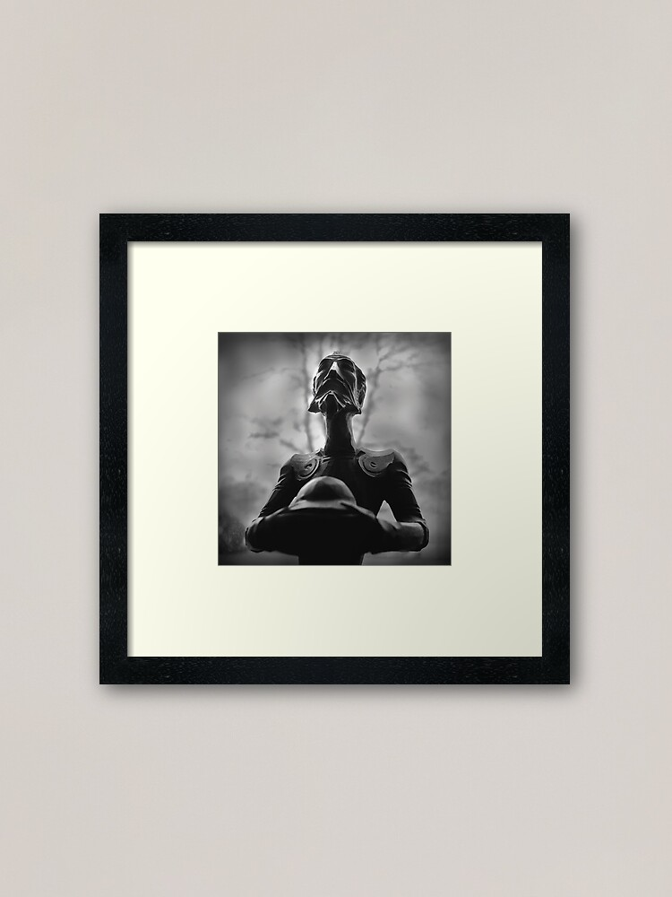 Alternate view of Don Quixote Framed Art Print
