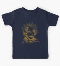Albert Einstein visionary in modern physics Kids Tee