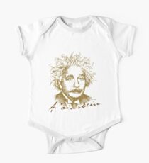 Albert Einstein visionary in modern physics Kids Clothes