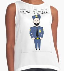 Sikh New Yorker Contrast Tank